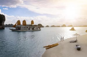Halong Bay on Emperor Cruises